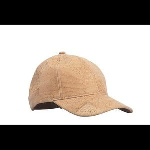 Baseball - style Cap in Cork